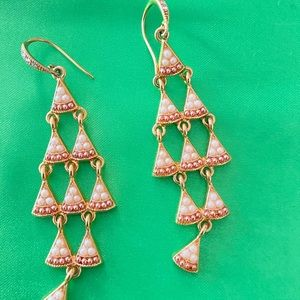 Carolee earrings